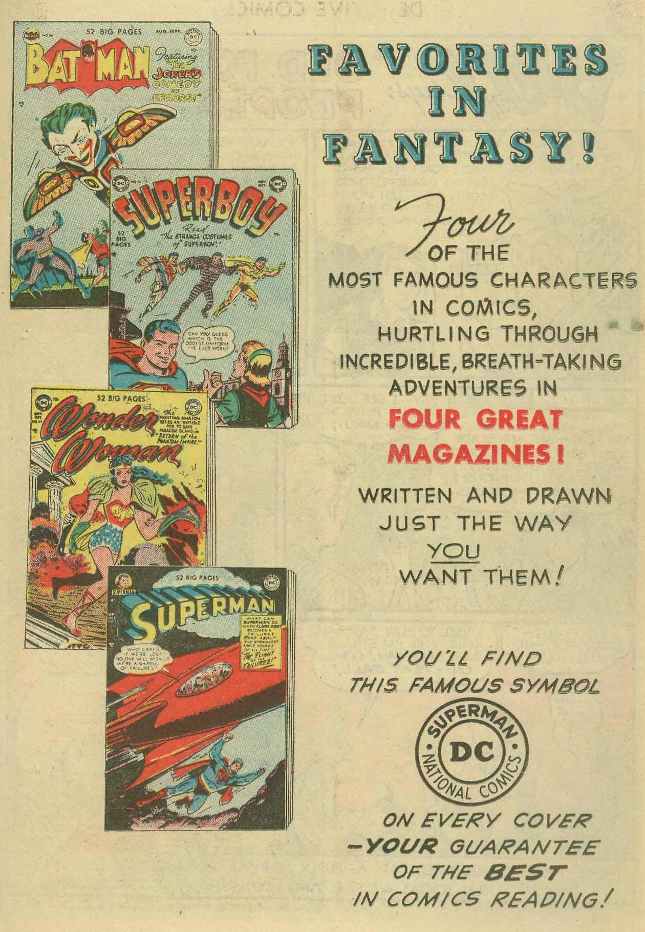 Detective Comics (1937) 175 Page 32