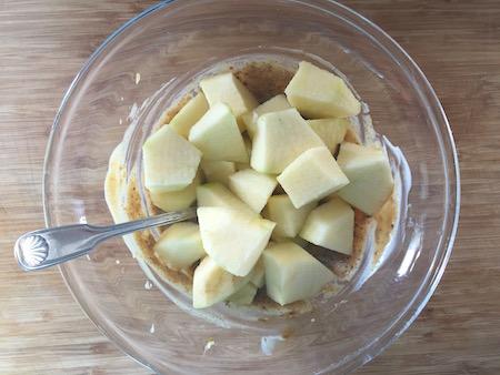 petit déjeuner équilibré vegan : la crème budwig