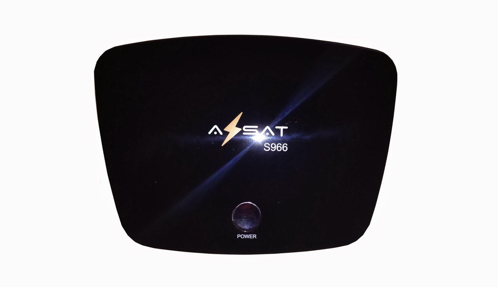 Colocar CS AZSAT+S926 ATUALIZAÇÃO AZBOX BRAVISSIMO EM AZSAT S966 (versão:  1.029  ) 22/09/2015 comprar cs