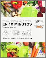 Lékué, de la cocina a la mesa en 10 minutos
