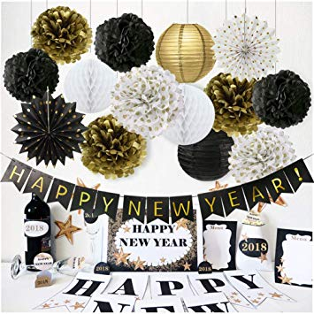 Easy New Year Decorating Ideas