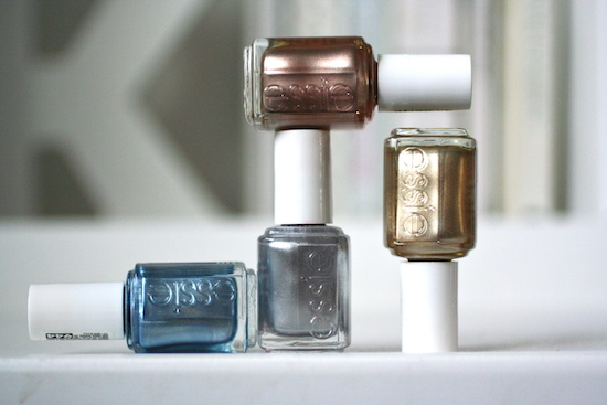 Essie Mirror Metallics Collection Penny Talk Good As