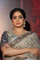 Sri Devi in designer saree stunning beauty at the launch of MOM movie Trailer~  Exclusive 050.JPG