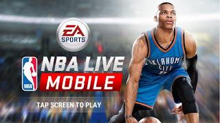 NBA LIVE Mobile Mod Apk 2.1.1 Latest version