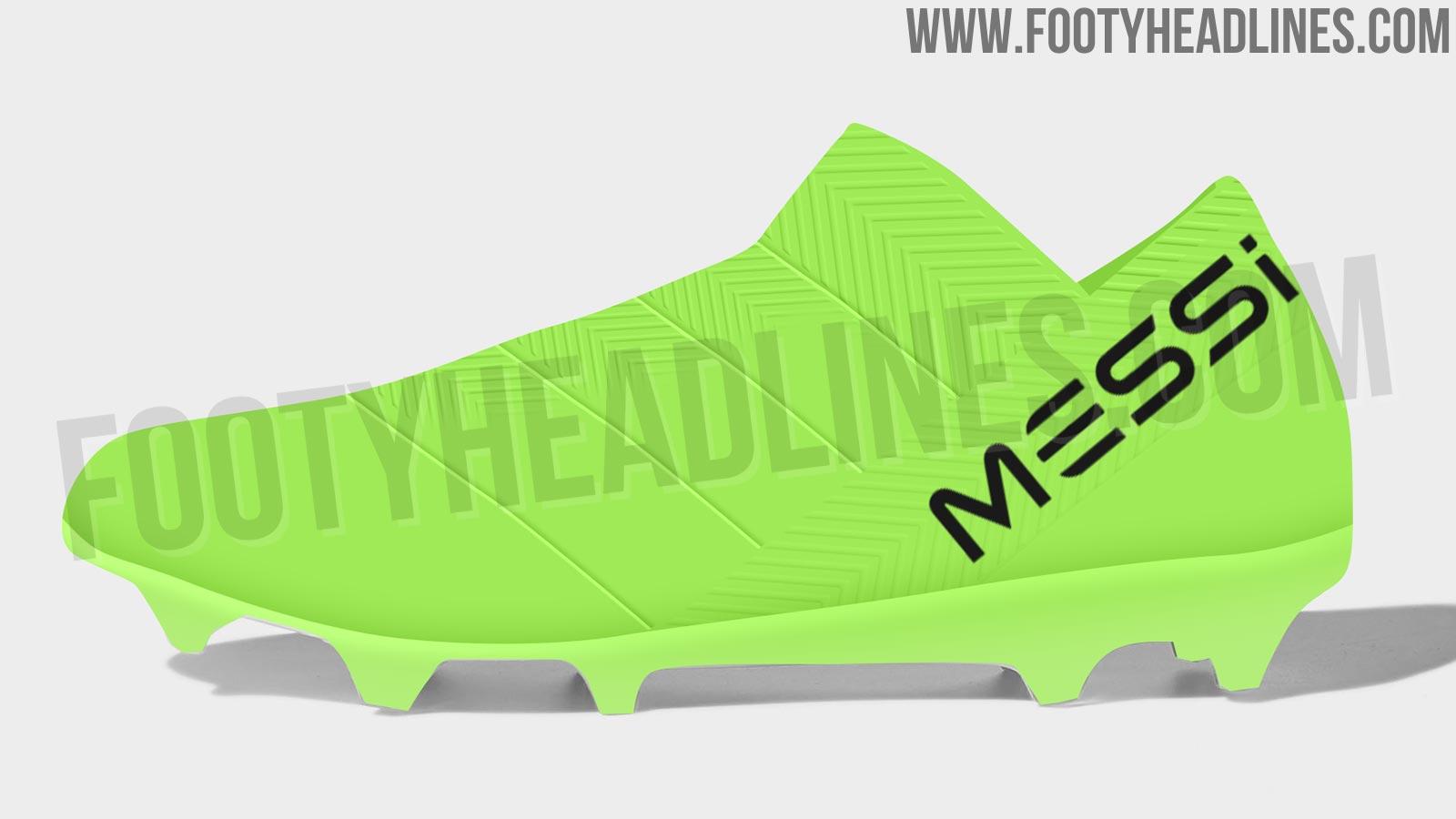 descuento más bajo ofertas exclusivas mayor selección Adidas Nemeziz Messi 2018 World Cup Boots Leaked | Futbolgrid