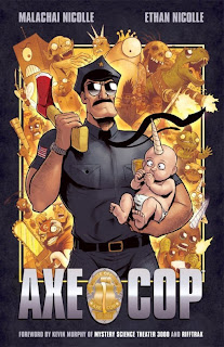 Axe Cop Vol. 1 (Dark Horse Comics)
