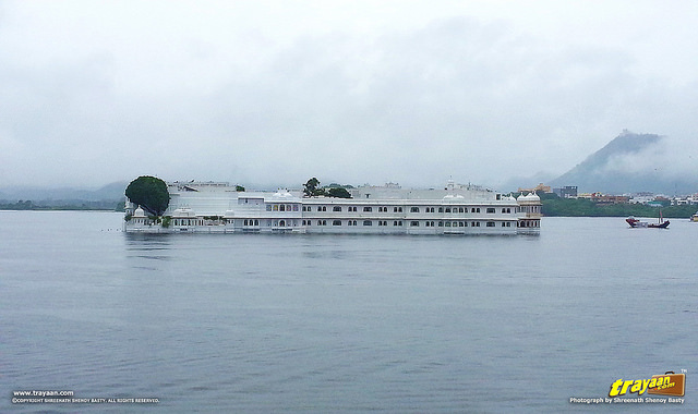 Udaipur, the city of lakes and palaces in Rajasthan