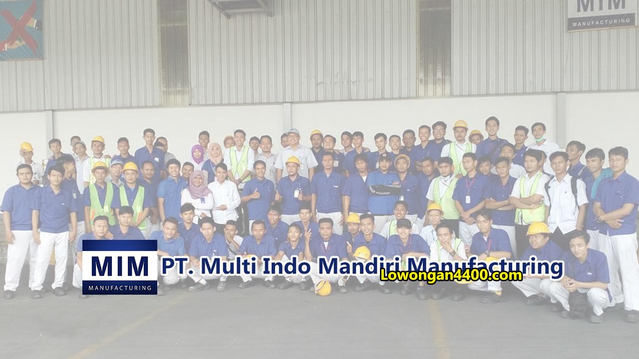 PT. Multi Indomandiri Manufacturing