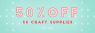Shop Blitsy (50% off Craft Supplies)