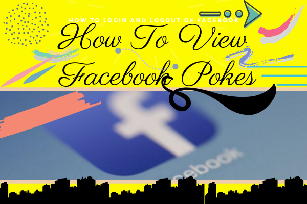 How To Check Pokes On Facebook<br/>