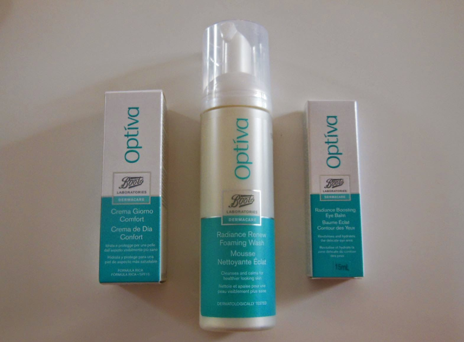 Product Review Product Review Boots Laboratories Optiva