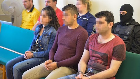 Fellebbezett a terrorizmus finanszírozásával vádolt kurd házaspár