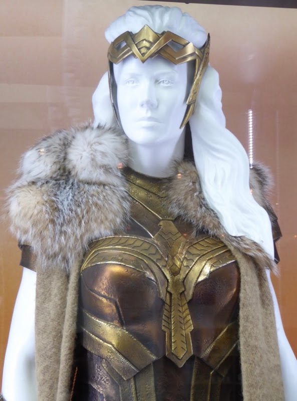 Queen Hippolyta Wonder Woman film costume