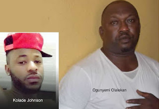 Court Remands Ex-Police Inspector Olalekan Ogunyemi Charged With Murdering Kolade Johnson