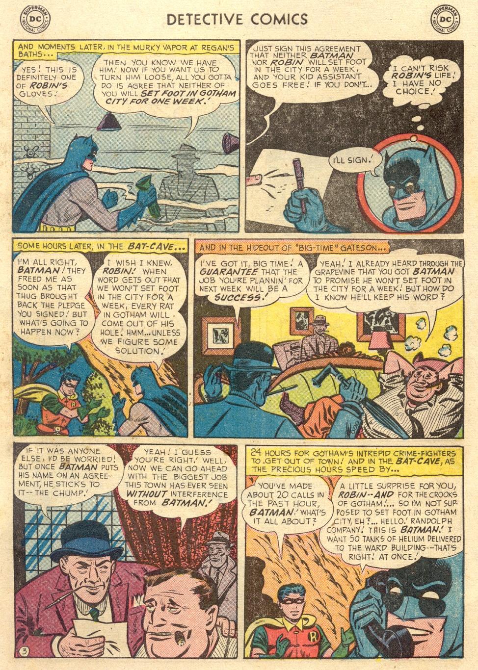 Read online Detective Comics (1937) comic -  Issue #186 - 5