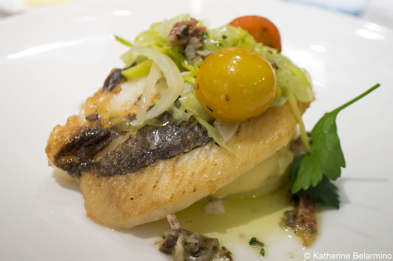 Review Viking River Cruises Food Grilled Fish