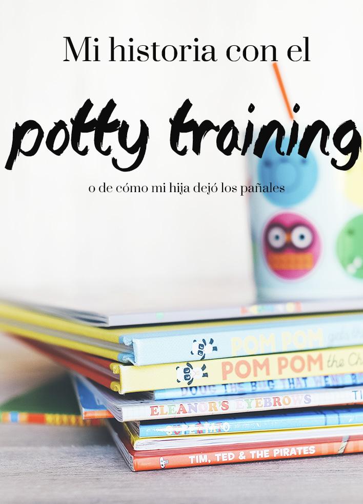 potty training pañales ayuda experiencia maternidad