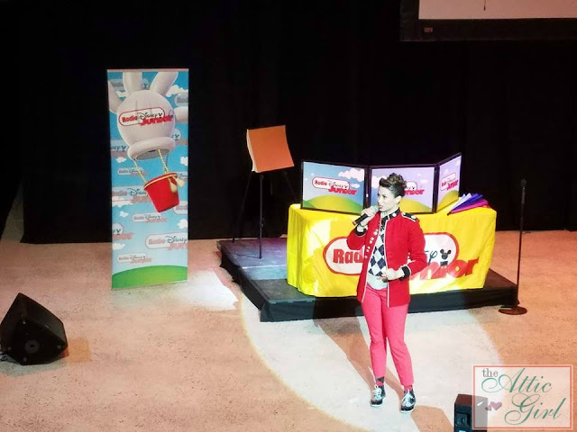 Do You Know, Disney Junior. Radio Disney Junior, Upper Darby Performing Arts Center