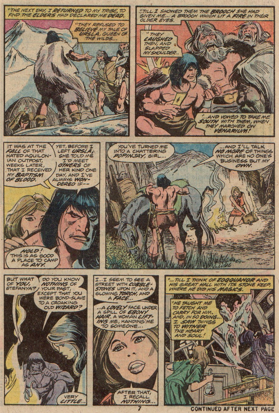 Conan the Barbarian (1970) 48 Page 5