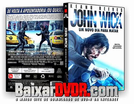 John Wick: Um Novo Dia Para Matar (2017) DVD-R OFICIAL