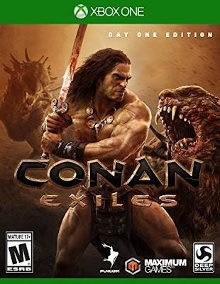 Conan Exiles Game Cover Xbox One