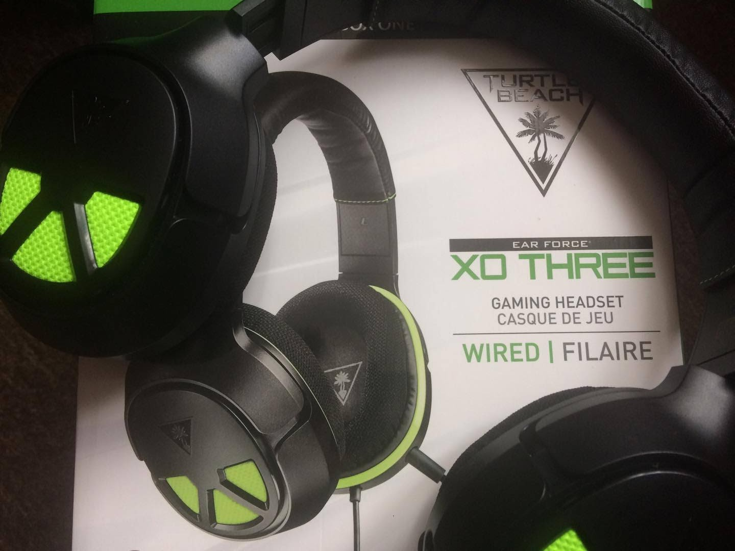Headset Review - Turtle Beach Ear Force XO Three Wired Headset