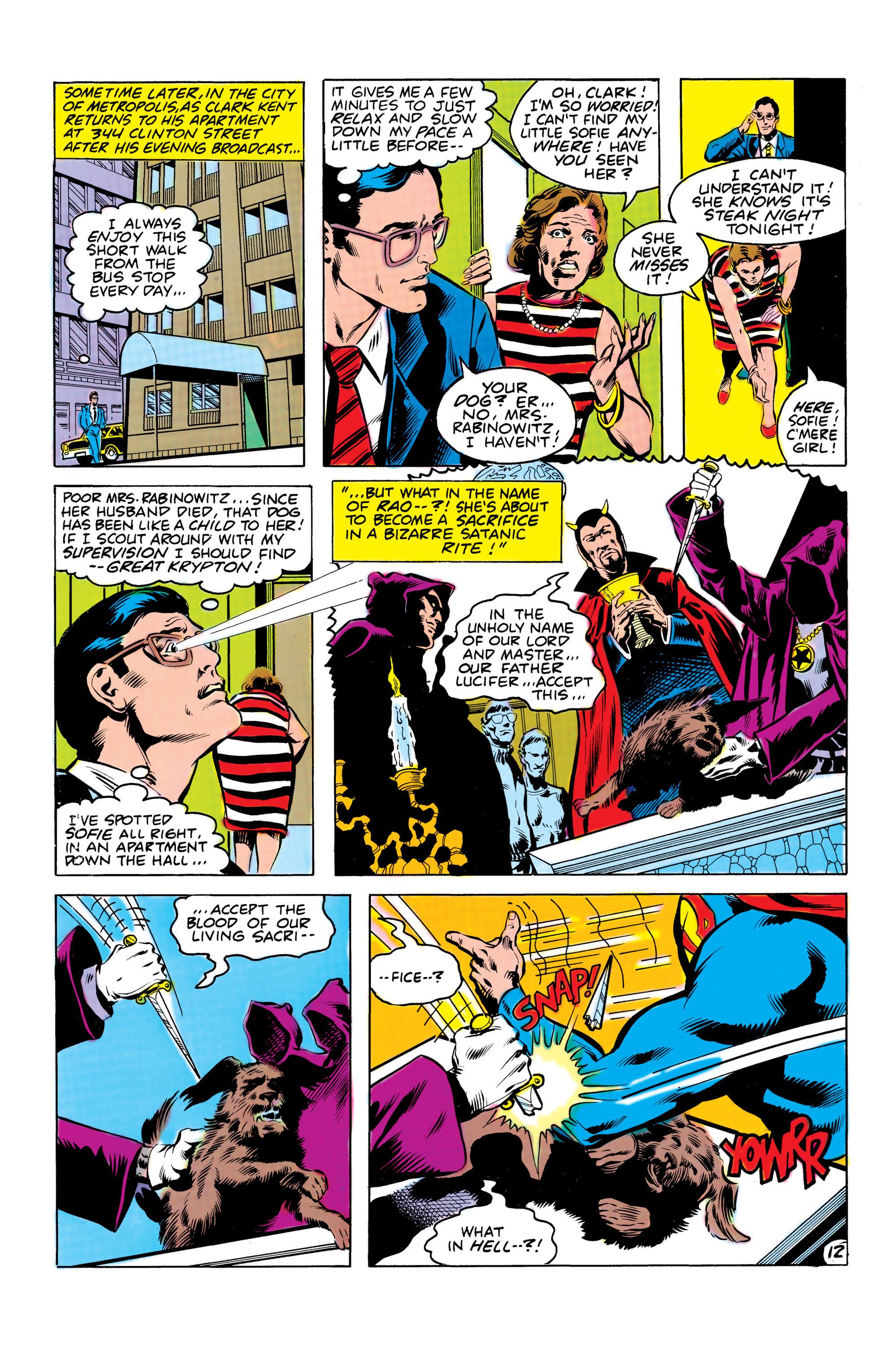 Read online World's Finest Comics comic -  Issue #286 - 13