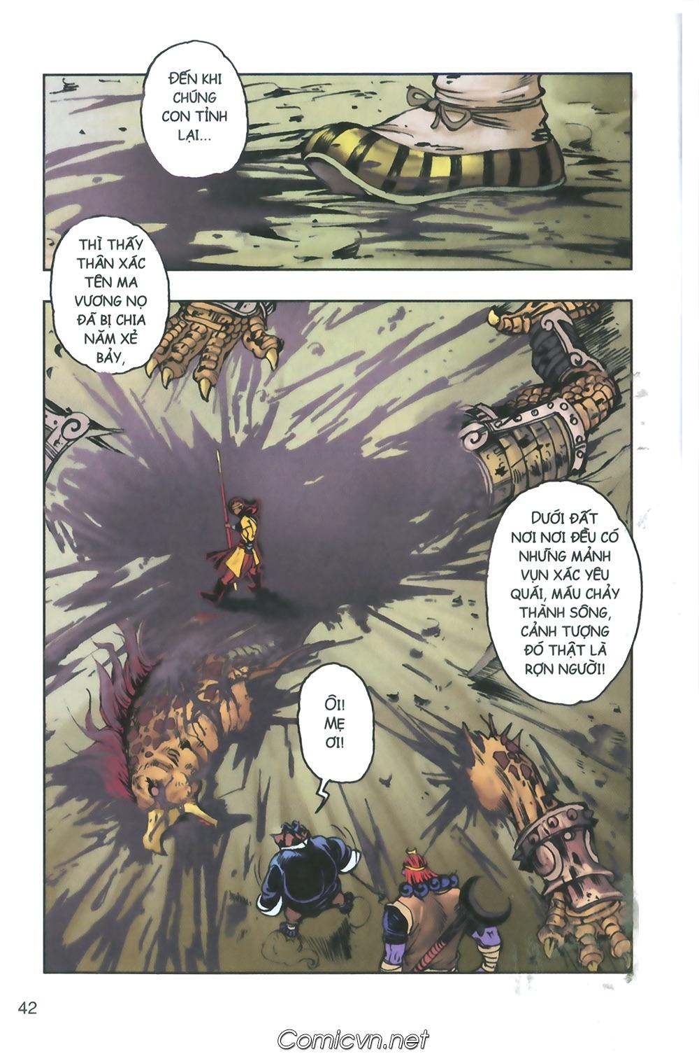 Tây Du Ký màu - Chapter 102 - Pic 12