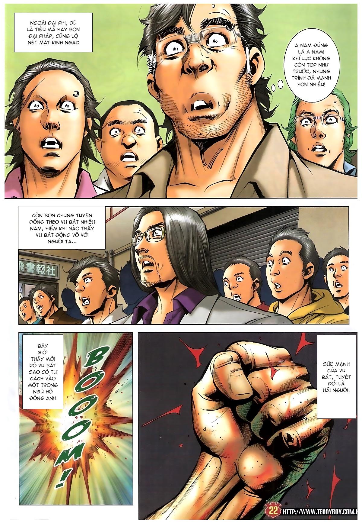 Người Trong Giang Hồ - Chapter 1583: Lấy số - Pic 19