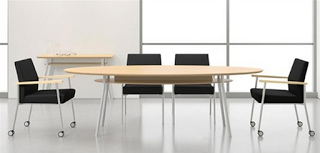 Modern Conference Tables at OfficeFurnitureDeals.com