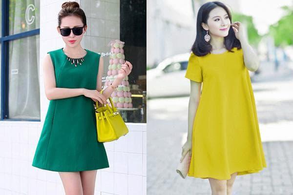 Kiểu váy mùa hè dành cho người béo bụng