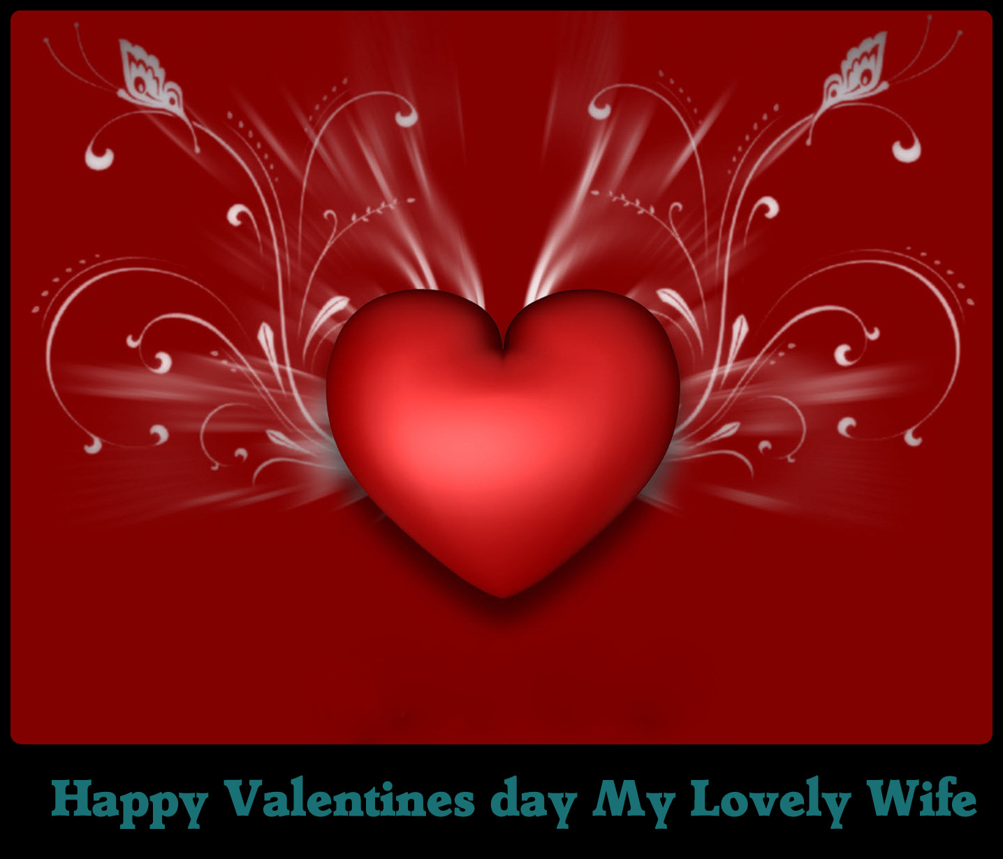 Romantic Messages to Write on Valentines Day Card to Wife – Valentine Day Cards Messages