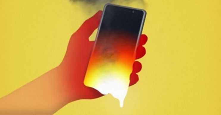 Aşırı ısınan bir telefonunuz varsa içine yeterince hava girmiyor olabilir.
