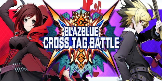 BlazBlue: Cross Tag Battle PC Game Download