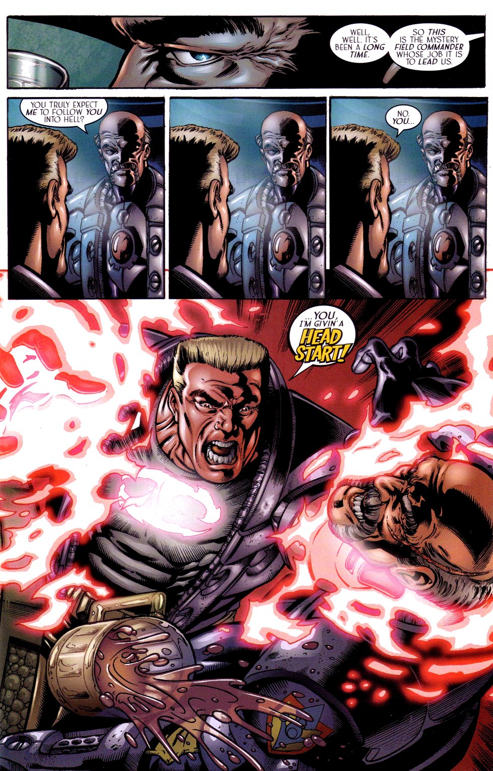 Read online Sigil (2000) comic -  Issue #15 - 7