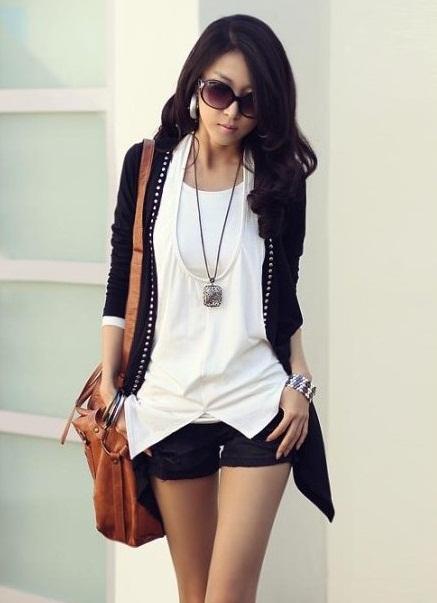 Casual Cute Korean Girls Fashion Trends Style