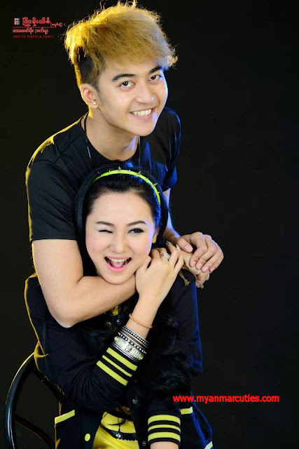 Yair Yint Aung & Thinzar Nwe Win