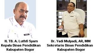 Kinerja Dinas Pendidikan Kabupaten Bogor 241