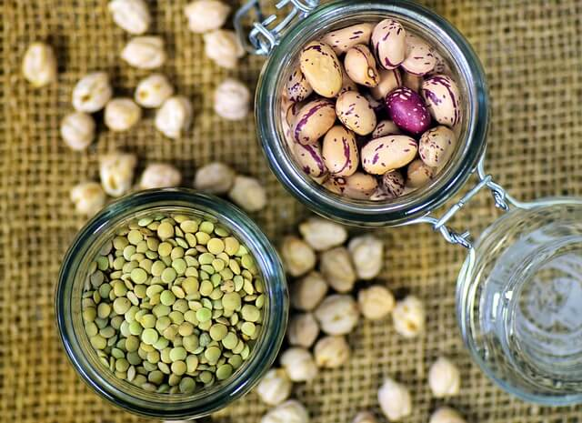 Protein Rich Food for Vegetarians