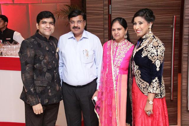 Manoj Agarwal + Sanjeev Dandona + Rashmi Dandona + Seema Agarwal
