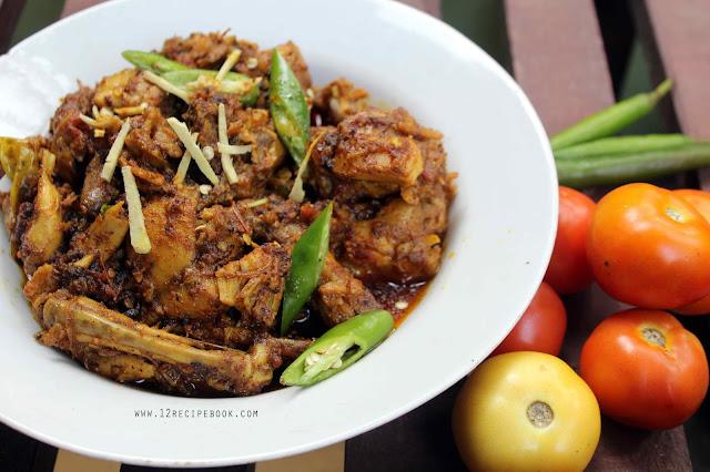 Peshawari Chicken