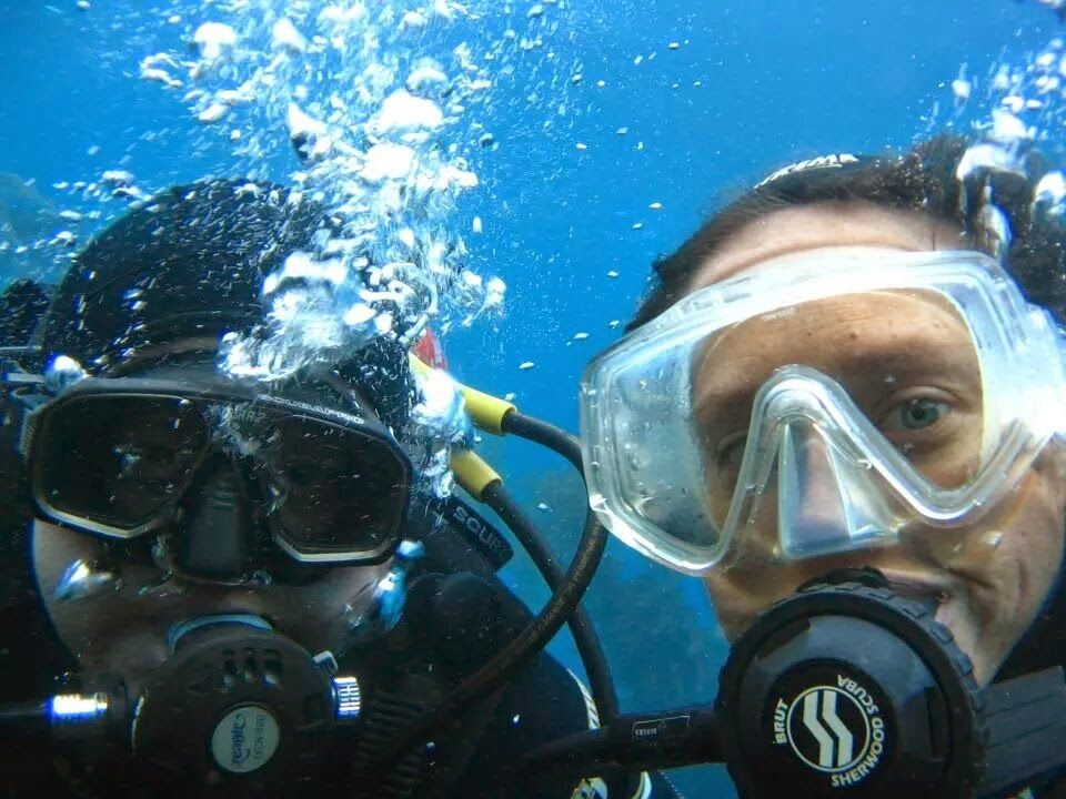SCUBA, Diving, Catalina