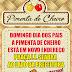 Domingo Dia dos Pais terá som ao vivo na Pimenta de Cheiro, no novo endereço, em Mairi