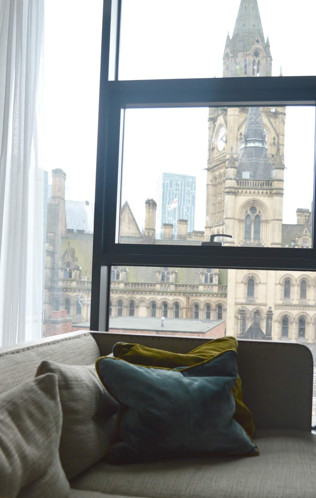 Luxury Suite at King Street Townhouse, Manchester
