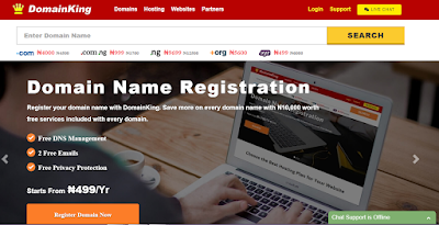 website hosting provider in nigeria