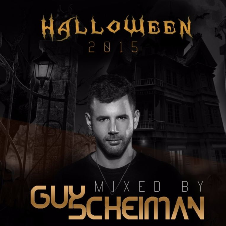 Halloween 2015 - Mixed By Guy Scheiman