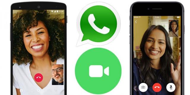 Cara Menggunakan Video Call di WhatsApp