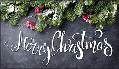 Christmas Greetings Peace