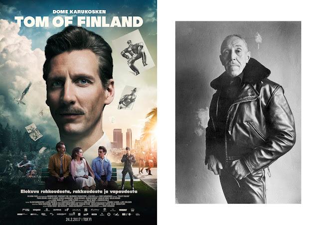 Tom of Finland elokuva-arvostelu | Ennakkonäytös, Oulu | MELLAKKA