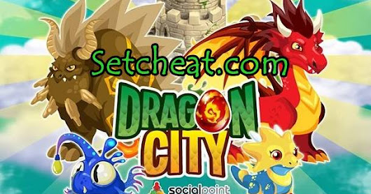 Cheat Dragon City Terbaru 2017